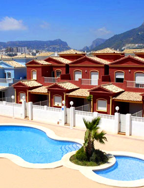 Villas Calpe for sale