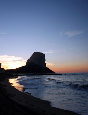 Holiday apartments for sale Calpe