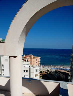 Apartments for sale Calpe